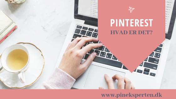 Hvad er Pinterest?